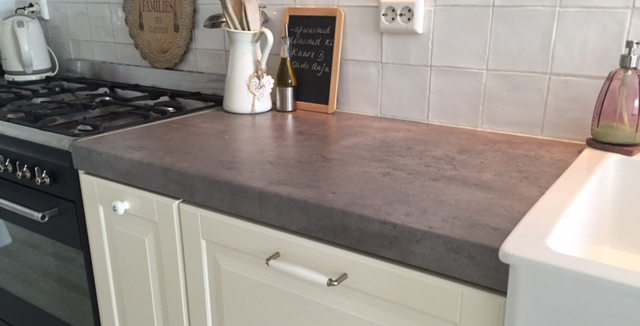 Onderkast keuken gamma great gamma keuken keuken gamma for Betonlook verf praxis